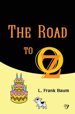 The Road to Oz (Oz Books #5) Cover Image