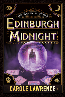 Edinburgh Midnight (Ian Hamilton Mysteries #3) Cover Image