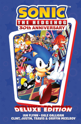 Sonic The Hedgehog 30th Anniversary Celebration: The Deluxe Edition cover