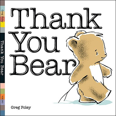 Thank You Bear Cover