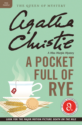 A Pocket Full of Rye Cover Image