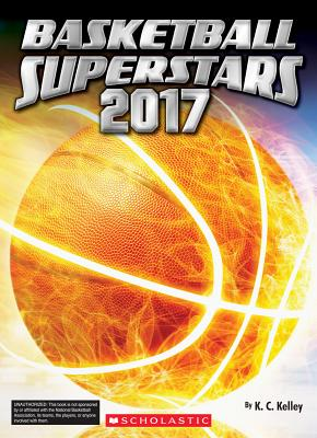 Basketball Superstars 2017 Cover Image