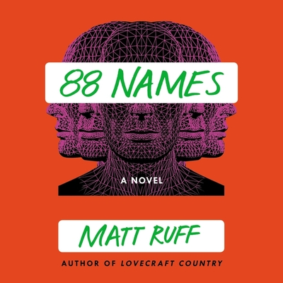 Cover for 88 Names