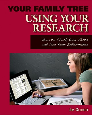 Using Your Research (Your Family Tree) Cover Image