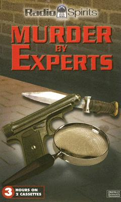 Murder by Experts Cover Image