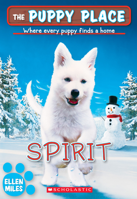 Spirit (The Puppy Place #50) Cover Image