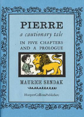 Pierre: A Cautionary Tale Cover Image