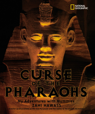 Curse of the Pharaohs Cover