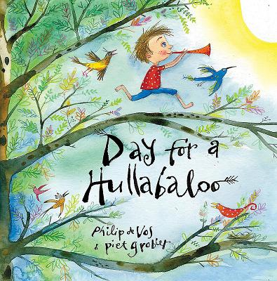 Cover for Day for a Hullabaloo