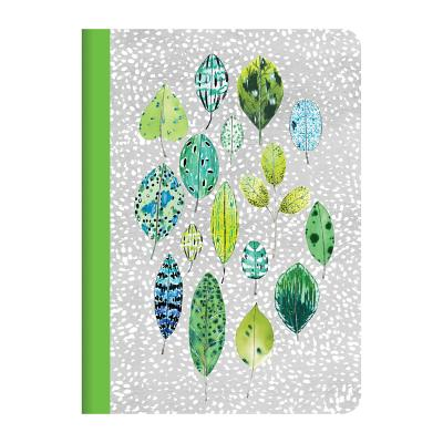 Designers Guild-Tulsi Handmade Embroidered B5 Journal Cover Image