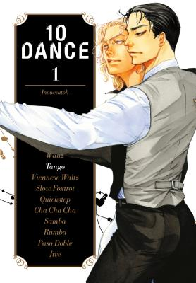 10 DANCE 1 Cover Image