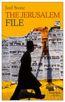 The Jerusalem File Cover Image