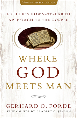 Cover for Where God Meets Man, 50th Anniversary Edition
