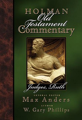 Holman Old Testament Commentary - Judges, Ruth Cover