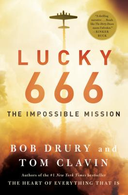 Lucky 666: The Impossible Mission Cover Image