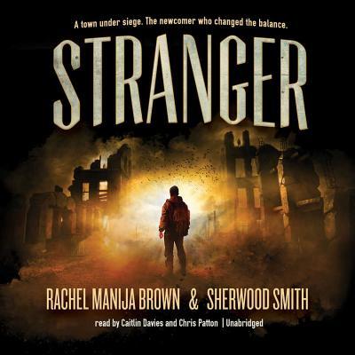 Cover for Stranger Lib/E