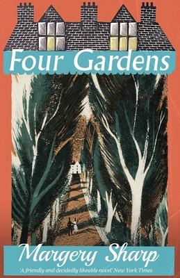 Four Gardens Cover Image