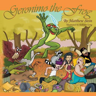 Geronimo the Frog Cover