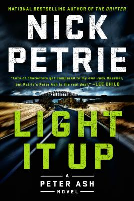 Light It Up (A Peter Ash Novel #3) Cover Image