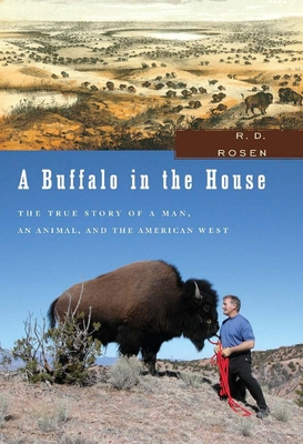 Cover for A Buffalo in the House