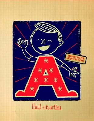 Paul Thurlby's Alphabet Cover