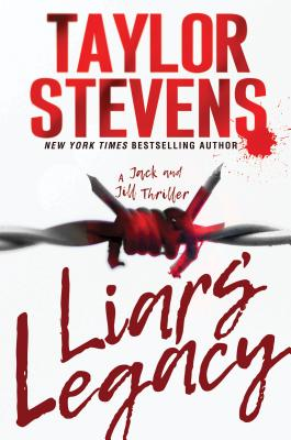 Liars' Legacy (A Jack and Jill Thriller #2) Cover Image