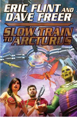 Slow Train to Arcturus Cover Image