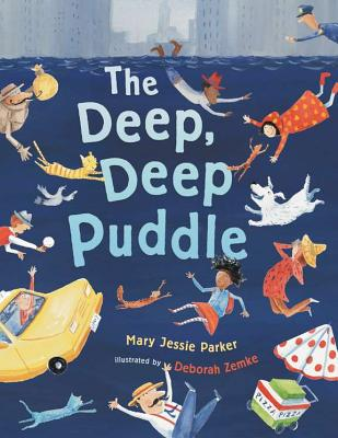 The Deep, Deep Puddle Cover