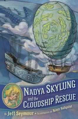 Nadya Skylung and the Cloudship Rescue Cover Image