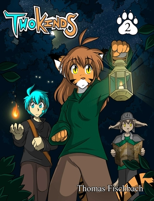 Twokinds Vol. 2 Cover Image