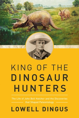 Cover for King of the Dinosaur Hunters