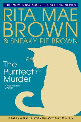 The Purrfect Murder Cover Image