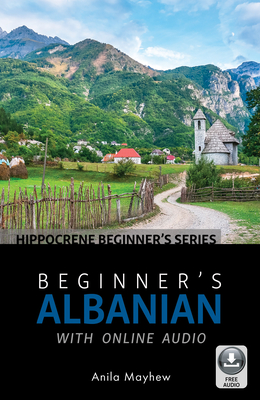 Beginner's Albanian with Online Audio Cover Image