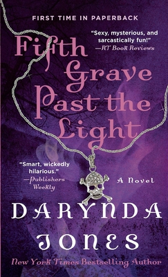 Cover for Fifth Grave Past the Light (Charley Davidson #5)