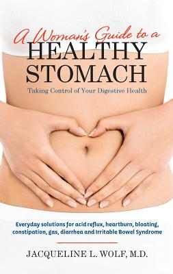 A Woman's Guide to a Healthy Stomach Cover