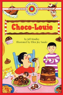 Choco-Louie: Level 2 (Bank Street Ready-To-Read) Cover Image