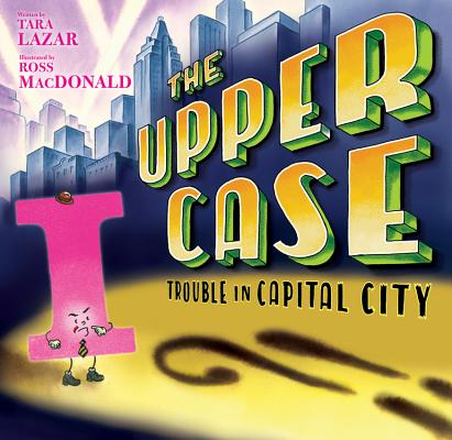 The Upper Case: Trouble in Capital City (Private I) Cover Image