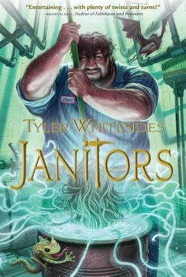 Janitors, Book 01 Cover Image