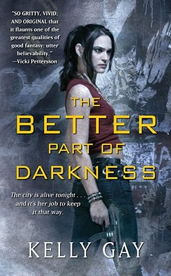 The Better Part of Darkness Cover