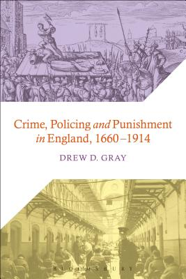 Crime, Policing and Punishment in England, 1660-1914 Cover Image