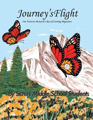 Journey's Flight: One Western Monarch's Record Setting Migration Cover Image