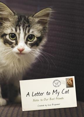 A Letter to My Cat Cover