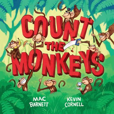 Count the Monkeys Cover Image
