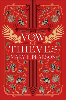 Vow of Thieves (Dance of Thieves #2) Cover Image
