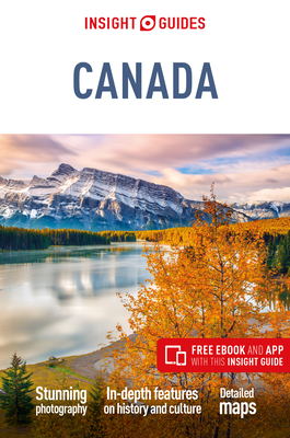 Insight Guides Canada (Travel Guide with Free Ebook) Cover Image