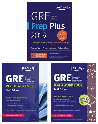 GRE Complete 2019: The Ultimate in Comprehensive Self-Study for GRE (Kaplan Test Prep) Cover Image