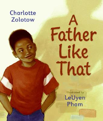 Cover for A Father Like That