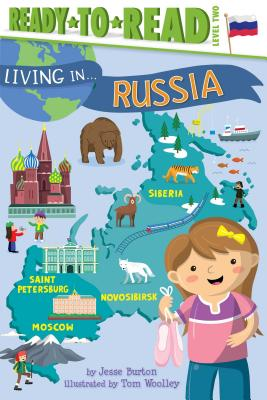 Living in . . . Russia (Living in...) Cover Image