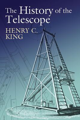 The History of the Telescope (Dover Books on Astronomy) Cover Image