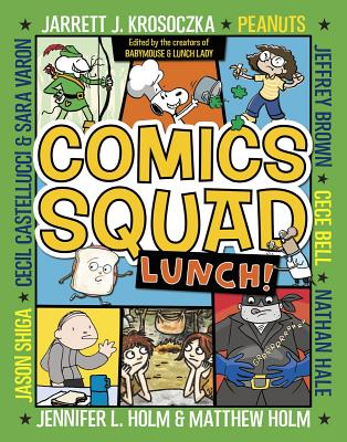 Comics Squad Cover